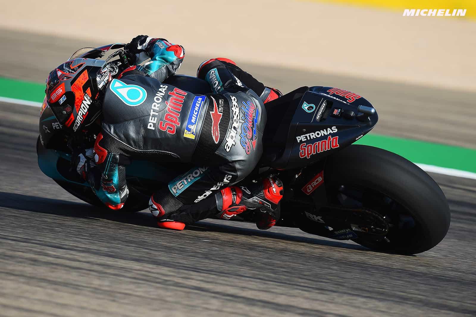 MotoGP2019タイGP ファビオ・クアルタラロ「経験豊富なライダー達との差は出にくいはず」