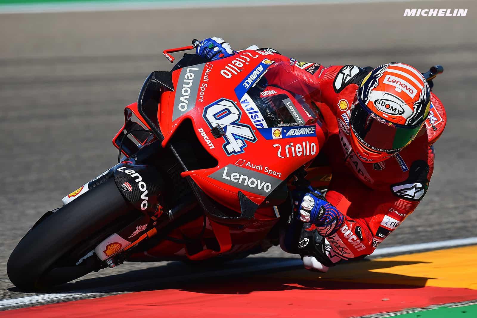 MotoGP2019タイGP ドヴィツィオーゾ「天候が重要な要素になる」