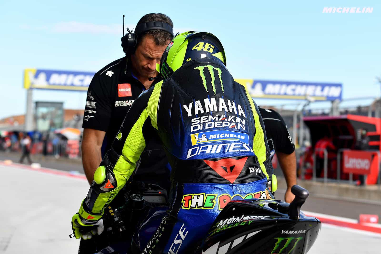 MotoGP2019タイGP ロッシ2020年にクルーチーフを変更、ガルブセラはテストチームに移動
