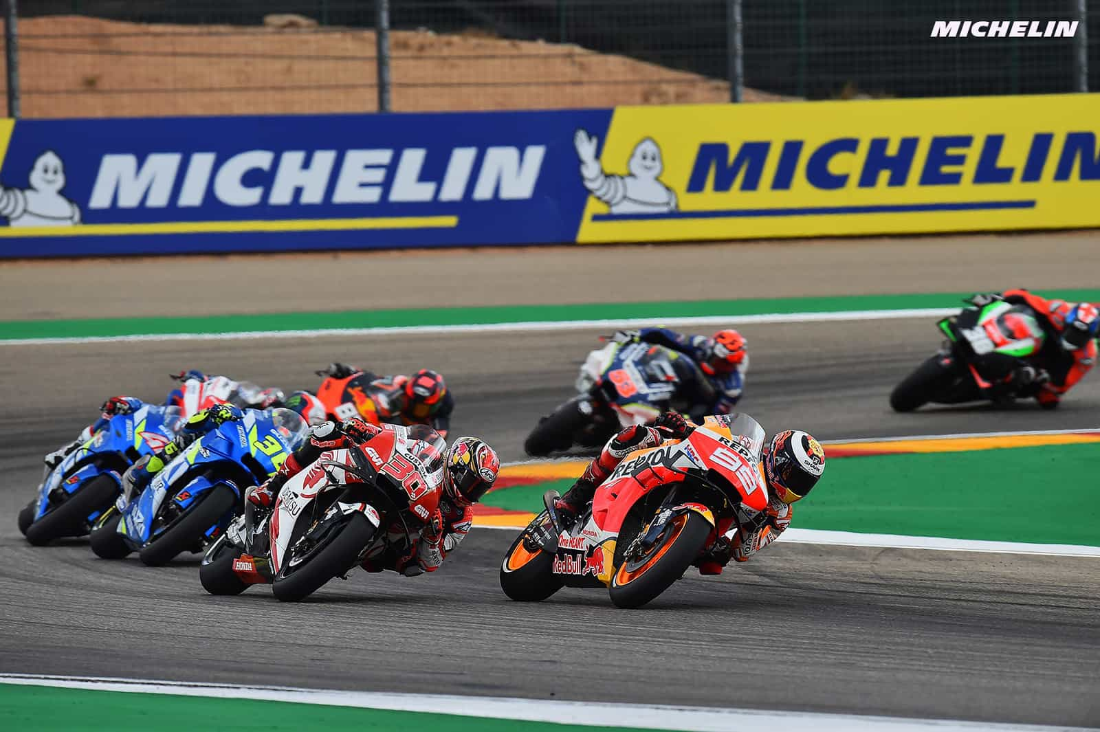 MotoGP2019アラゴンGP 20位ロレンソ「フロントの信頼感を得るためにリアを犠牲にしている」