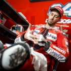 MotoGP2019アラゴンGP FP2 8位ドヴィツィオーゾ「タイヤが摩耗すると皆苦戦するトラック」