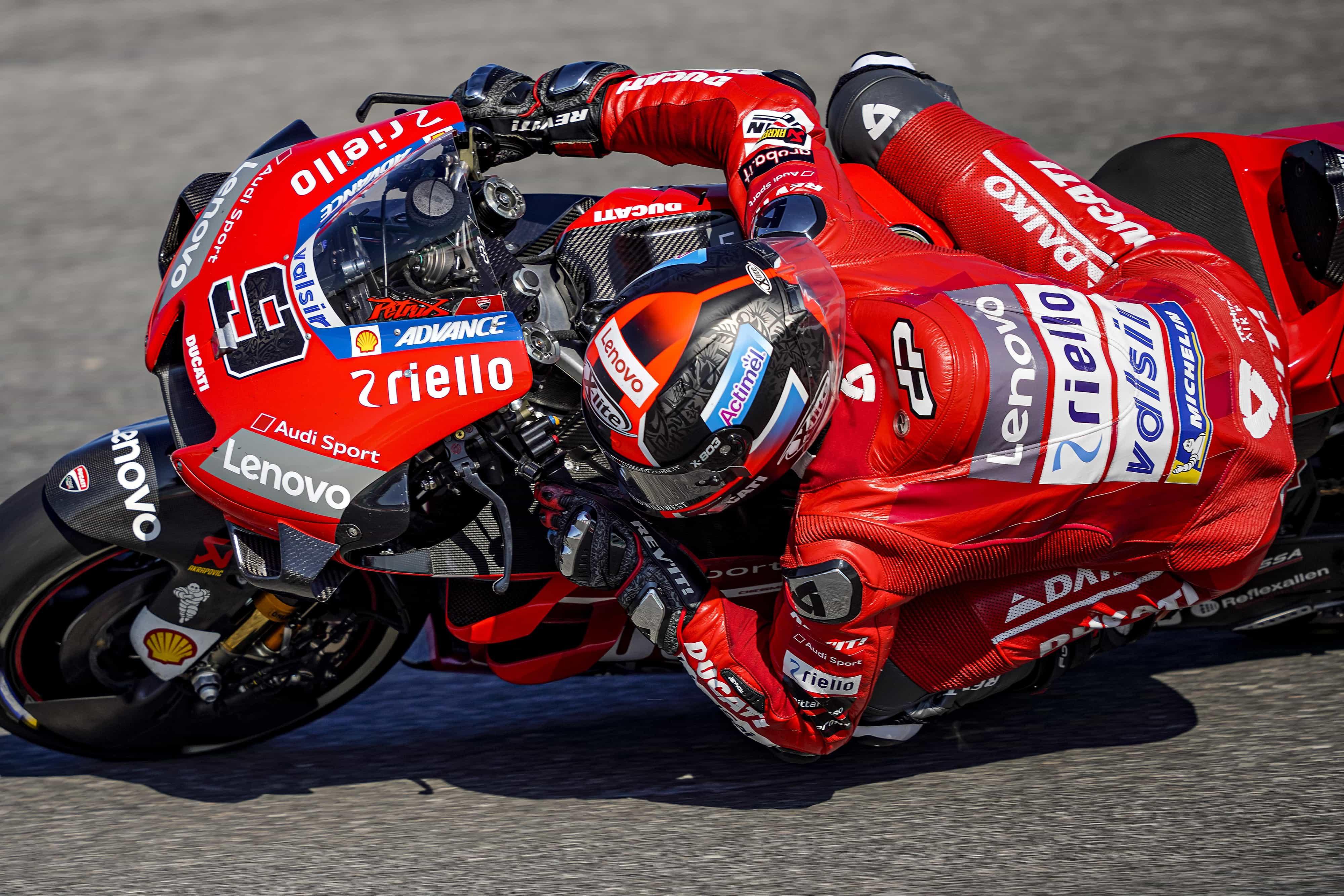 MotoGP2019タイGP ペトルッチ「前半戦のフィーリングをタイで取り戻したい」