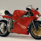 Ducati 11月開催のMotorcycle Liveに向けて、展示用の916シリーズを募集