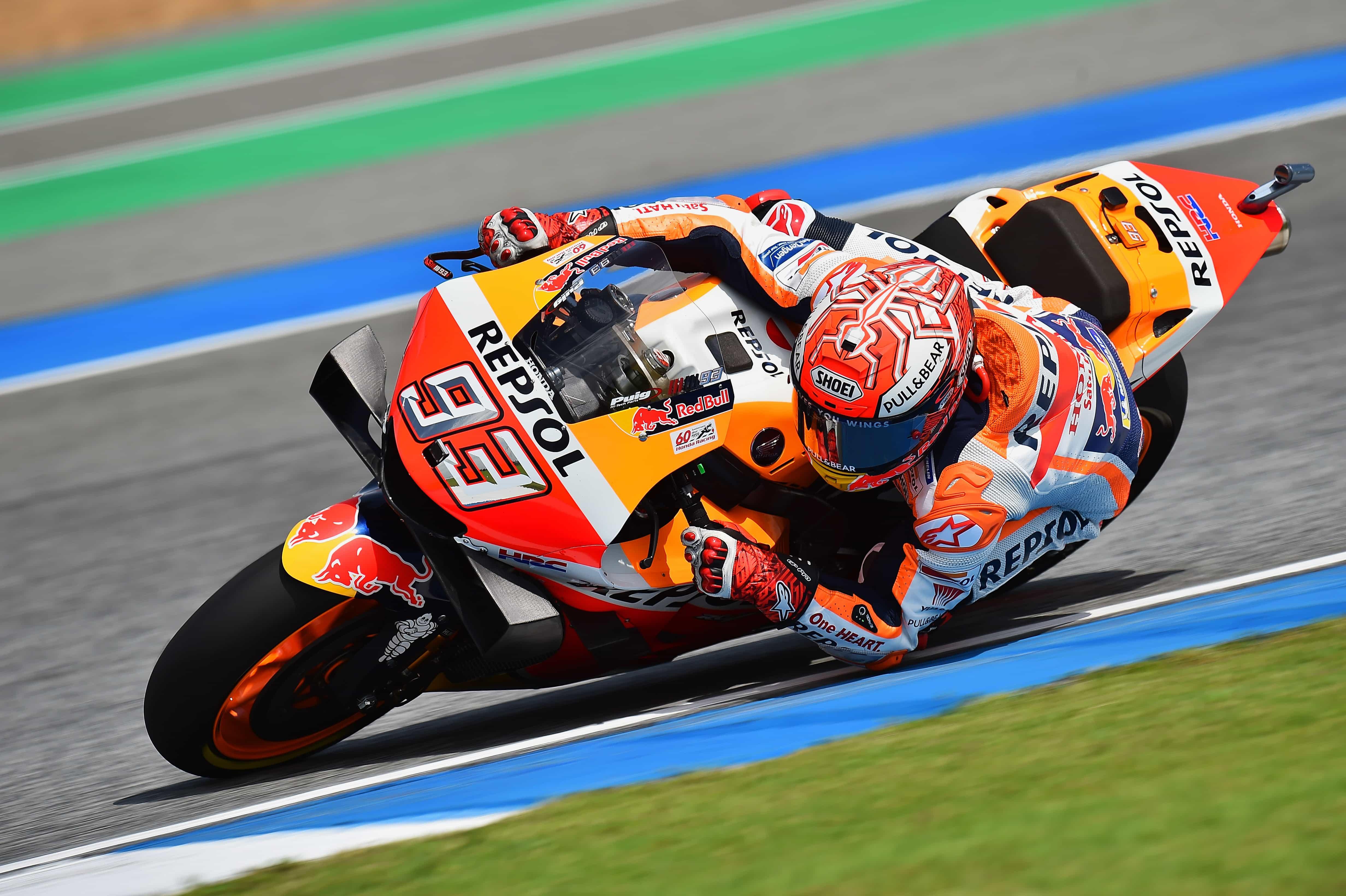 MotoGP2019日本GP マルケス「ホンダのホーム、日本のファンの前で走ることが楽しみ」