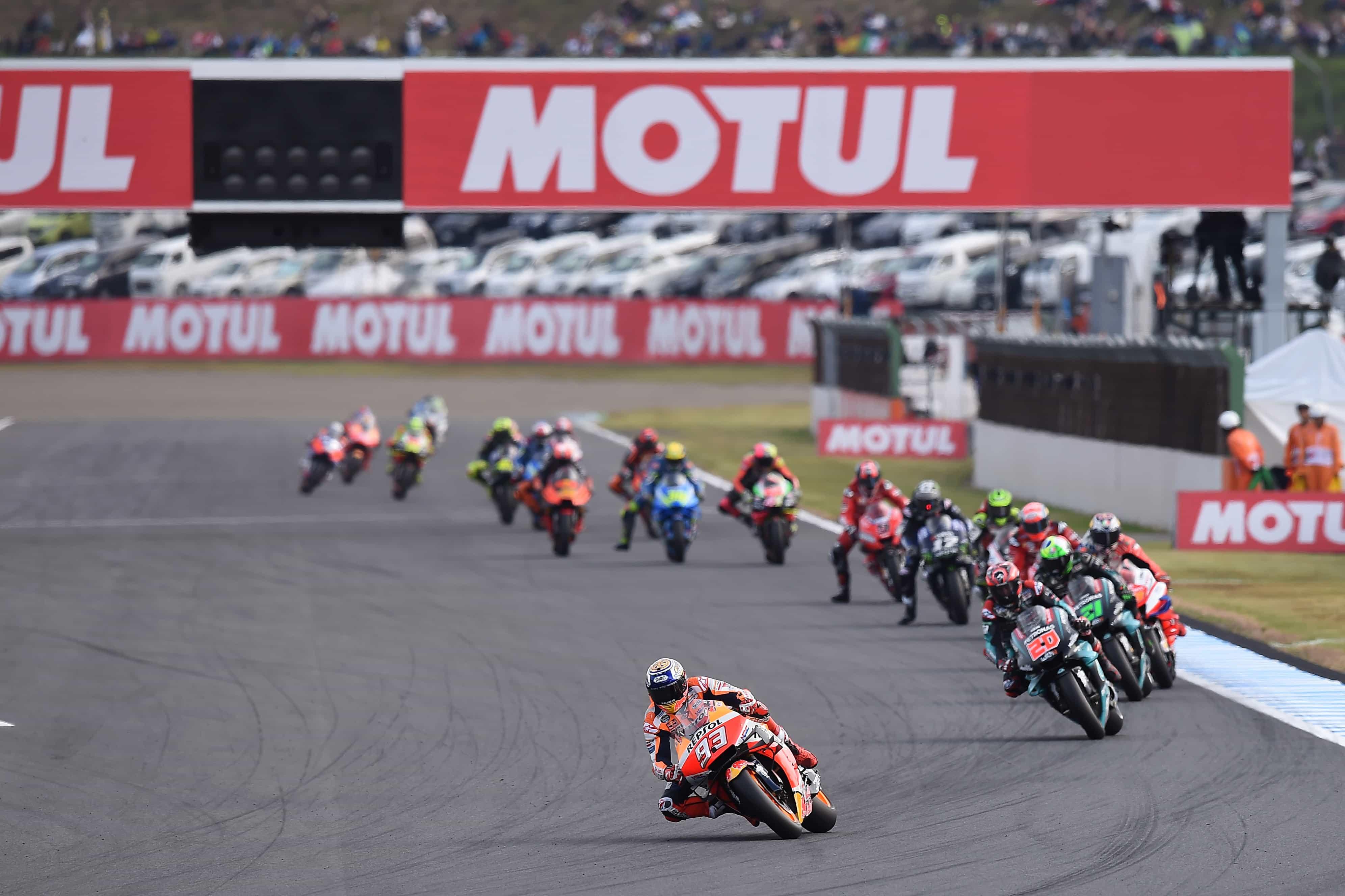 ミシュラン 日本GP決勝レースリリース
