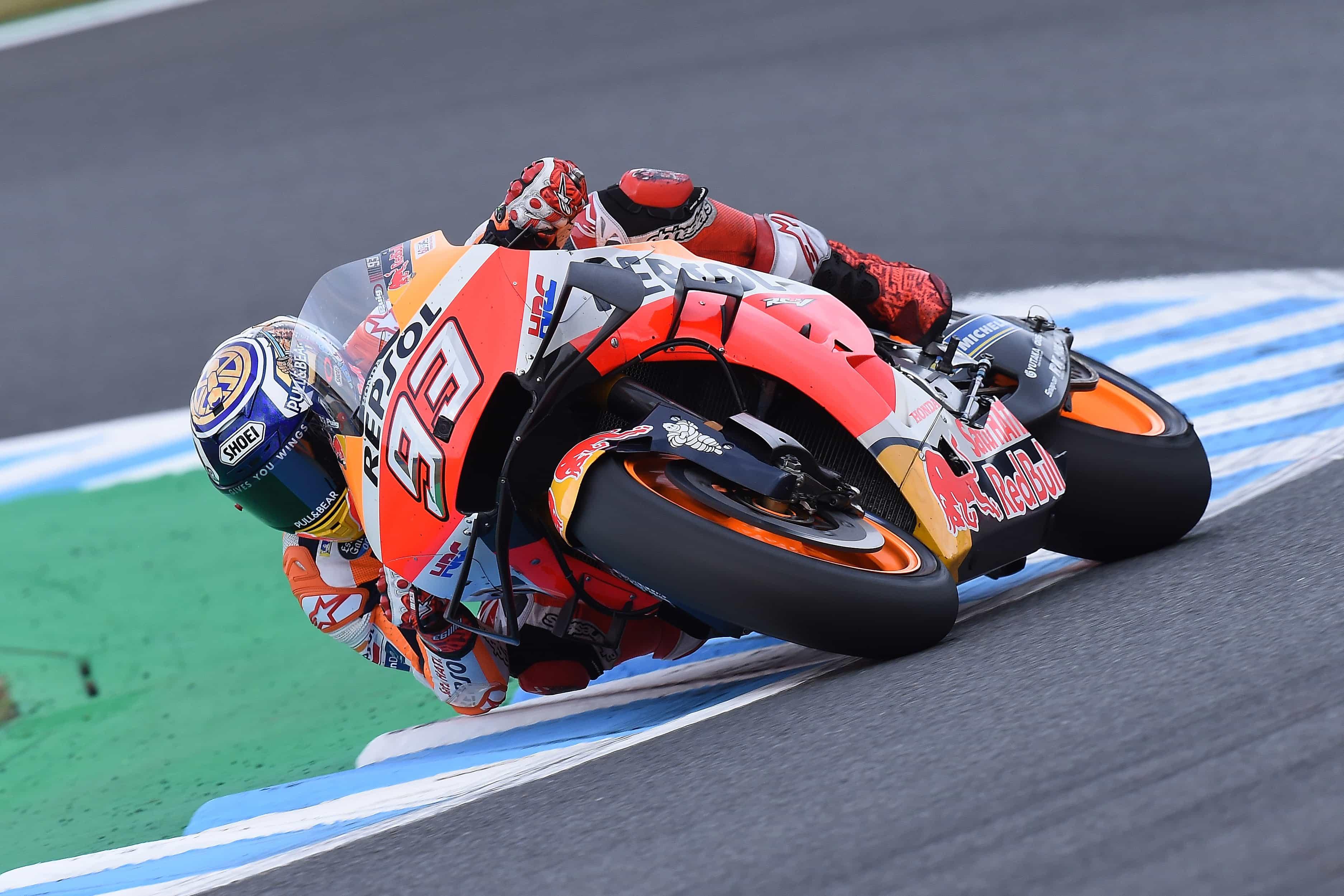 MotoGP2019オーストラリアGP FP2 6位マルケス「予想していたより良い走行が出来ている」