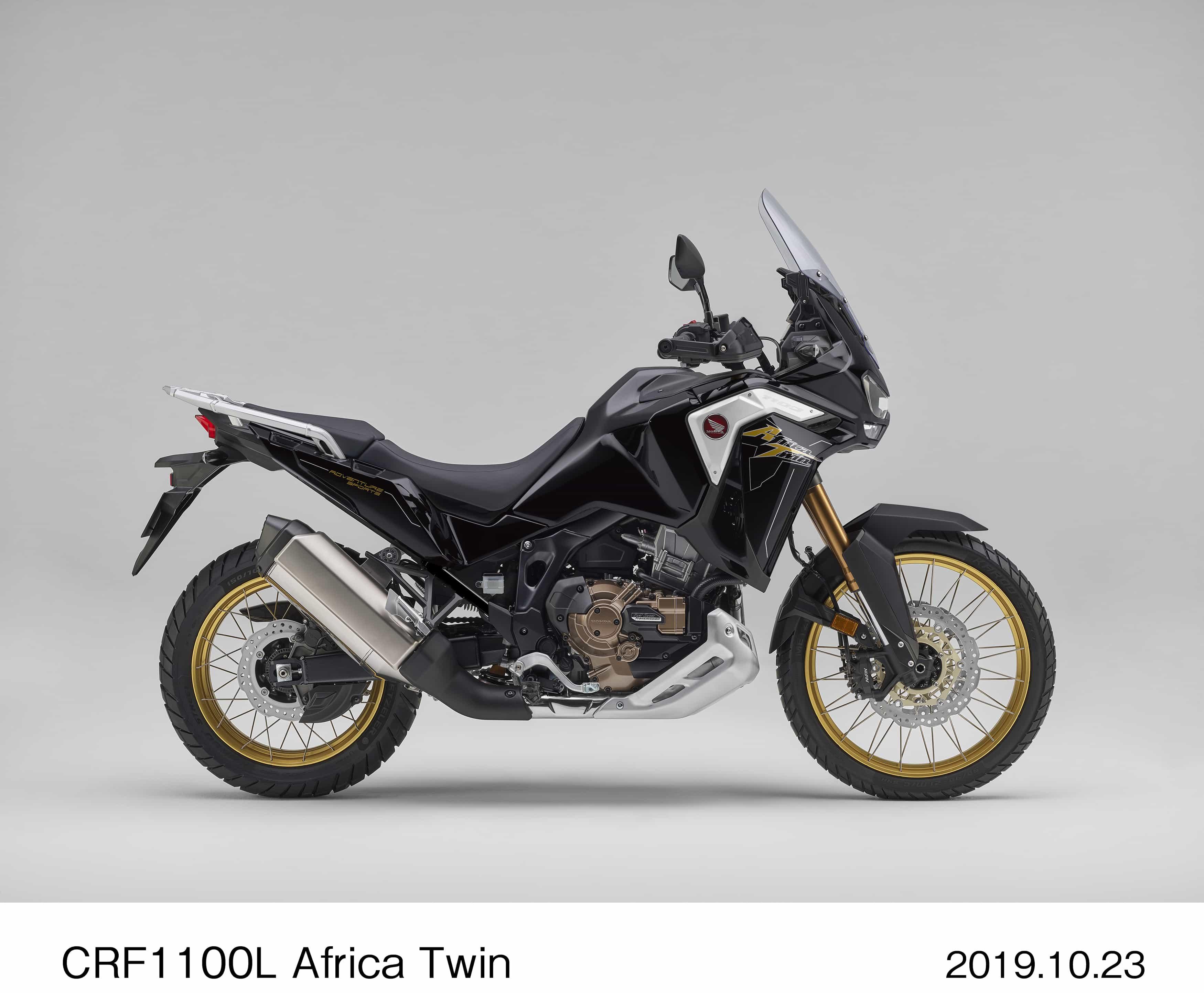ホンダ 東京モーターショーでCRF1100L Africa Twinシリーズを発表