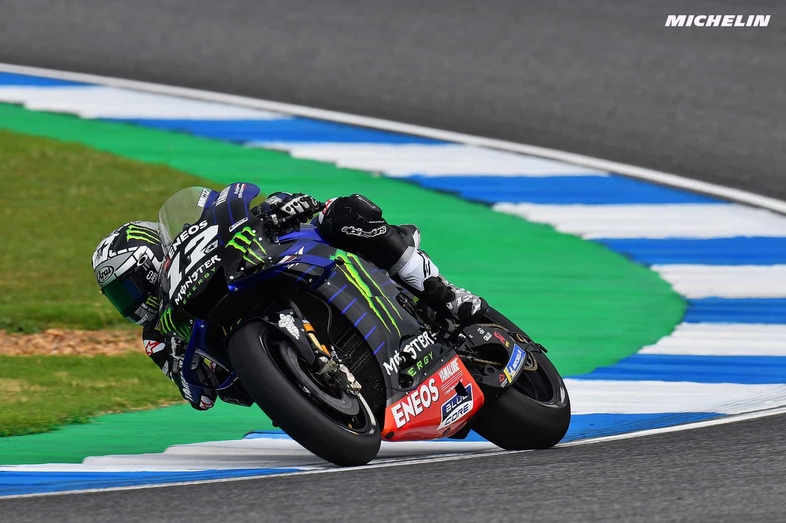 MotoGP2019タイGP FP2 2位ビニャーレス「明日にまた前進出来ると思う」