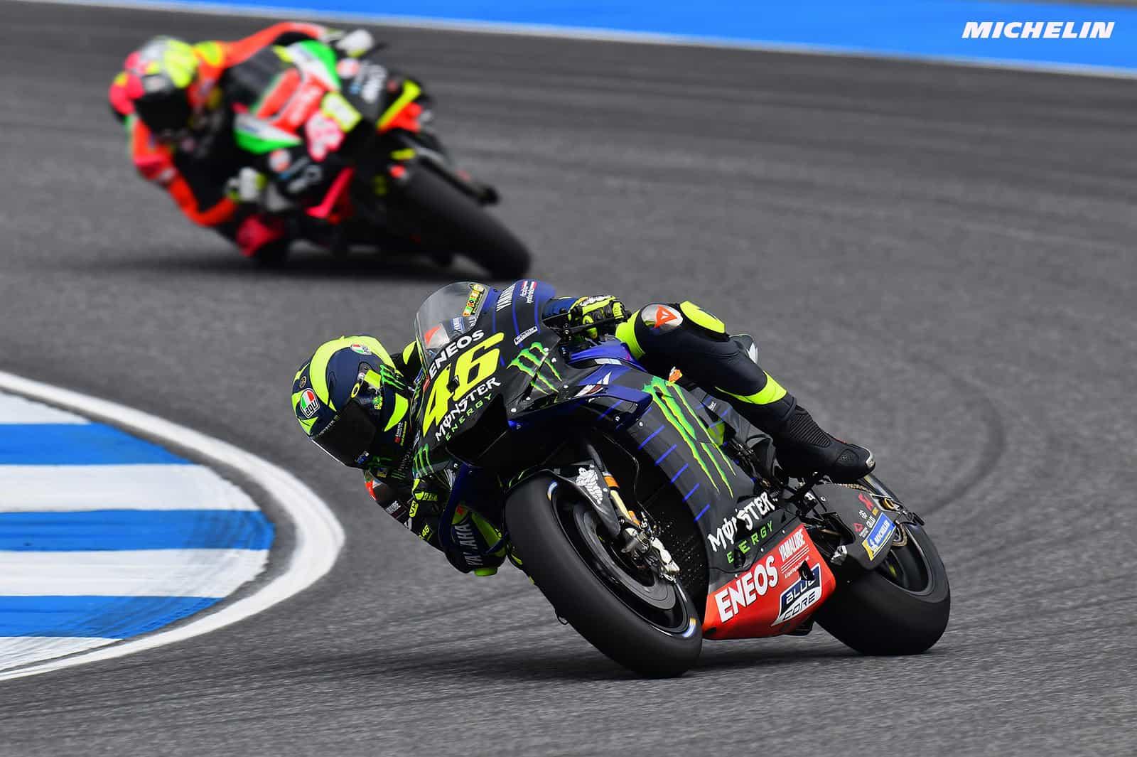 MotoGP2019タイGP FP2 5位ロッシ「レースペースで苦戦している」