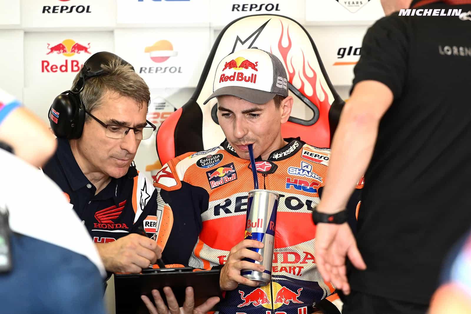 MotoGP2019タイGP FP2 20位ロレンソ「セッティング変更が機能しなかった」
