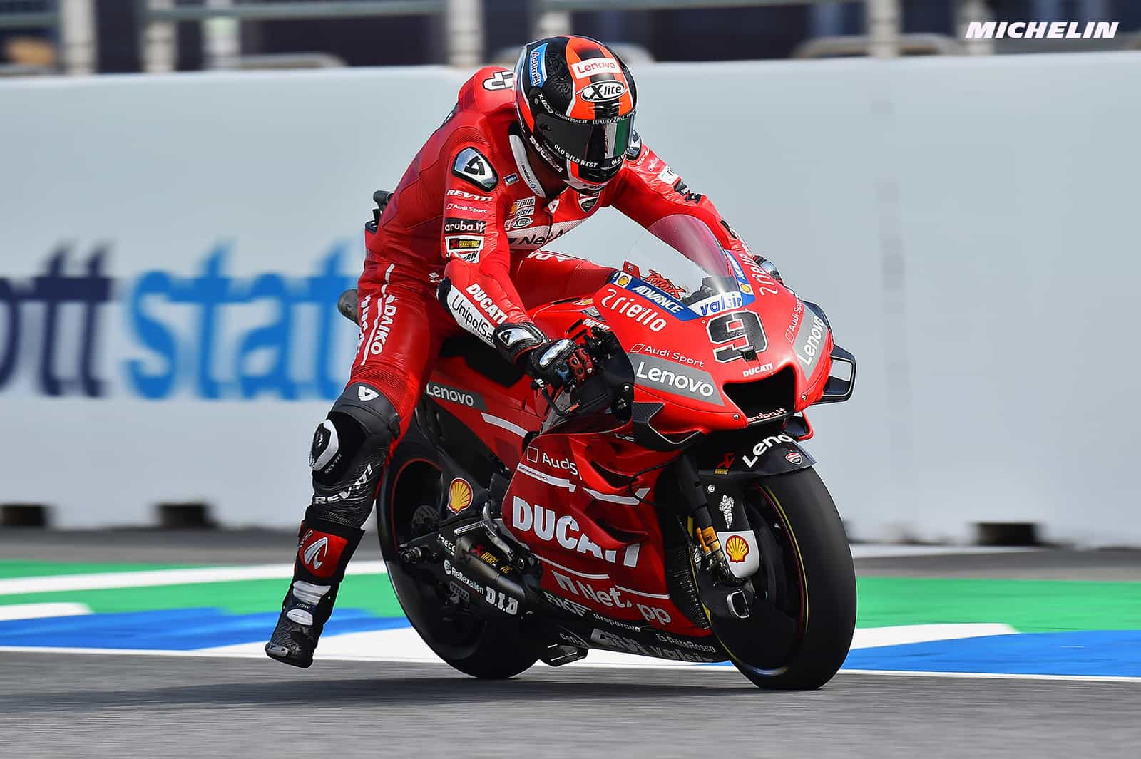MotoGP2019タイGP FP2 11位ペトルッチ「ペース、バイクのフィーリングも良い」