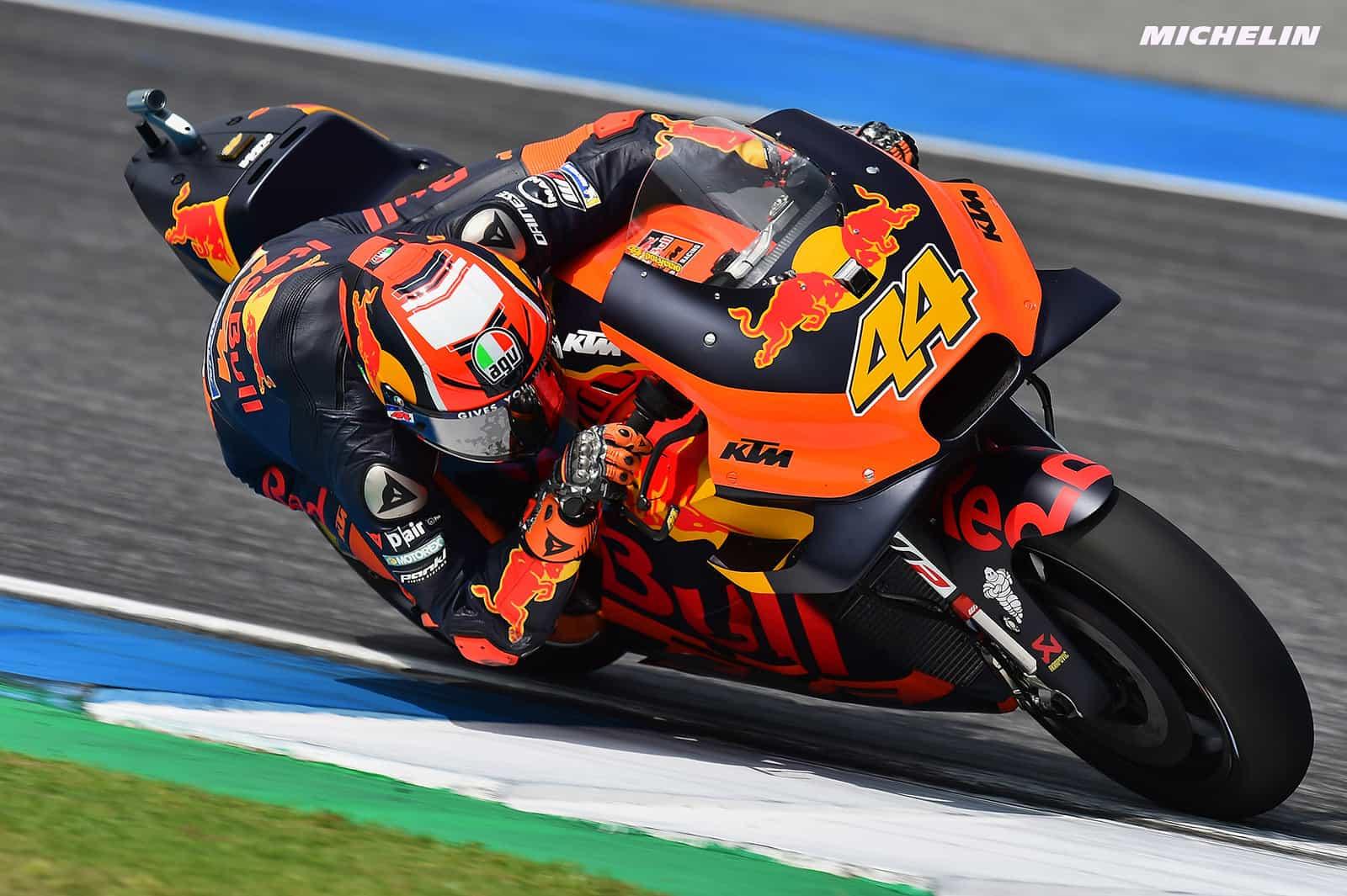 MotoGP2019タイGP 13位ポル・エスパルガロ「怪我、状況を考えると十分な結果」