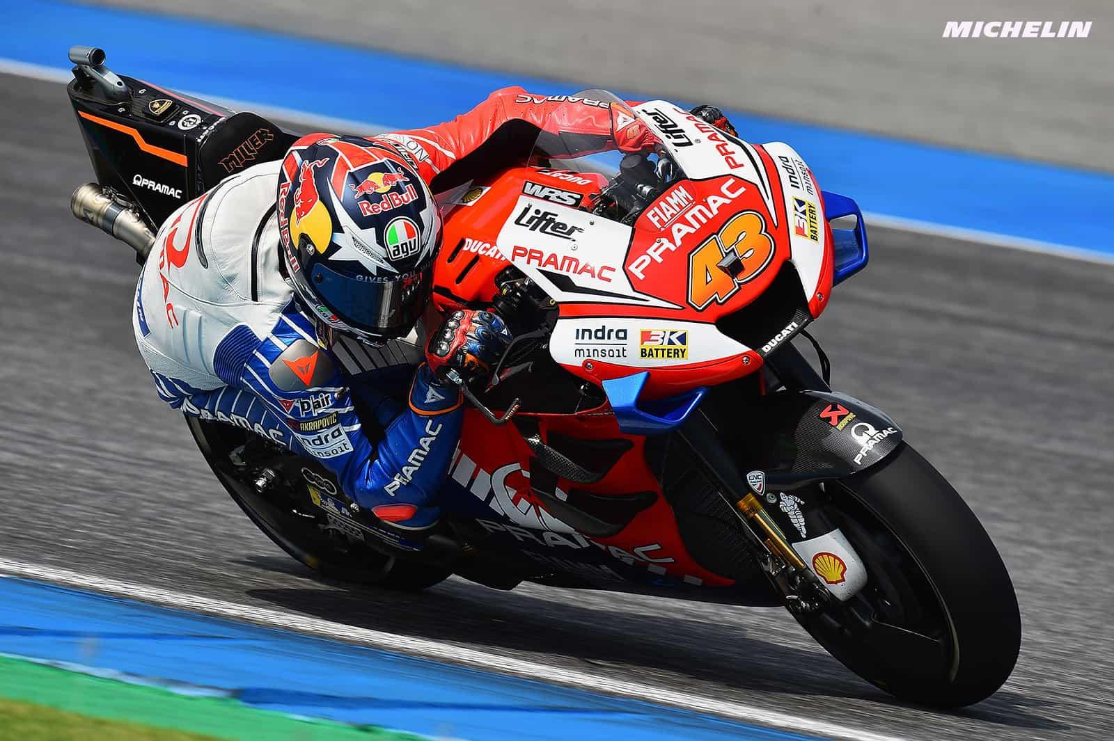 MotoGP2019タイGP 14位ミラー「間違ってエンジンを停止してしまった」