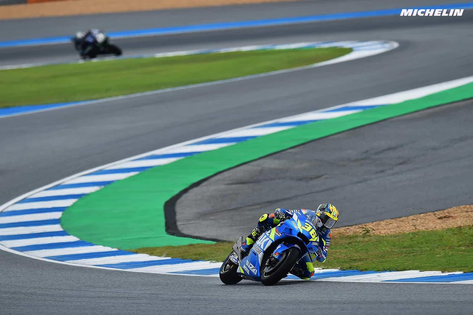 MotoGP2019タイGP 7位ミル「TOP選手達にどんどん接近している」