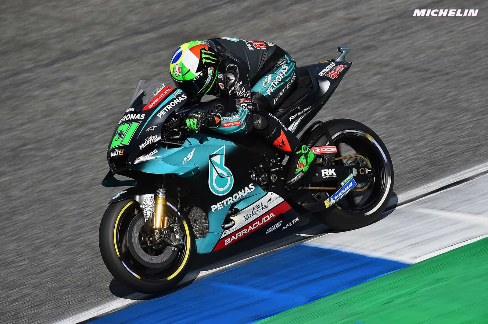 MotoGP2019オーストラリアGP モルビデッリ「再び素晴らしいレースをしたい」
