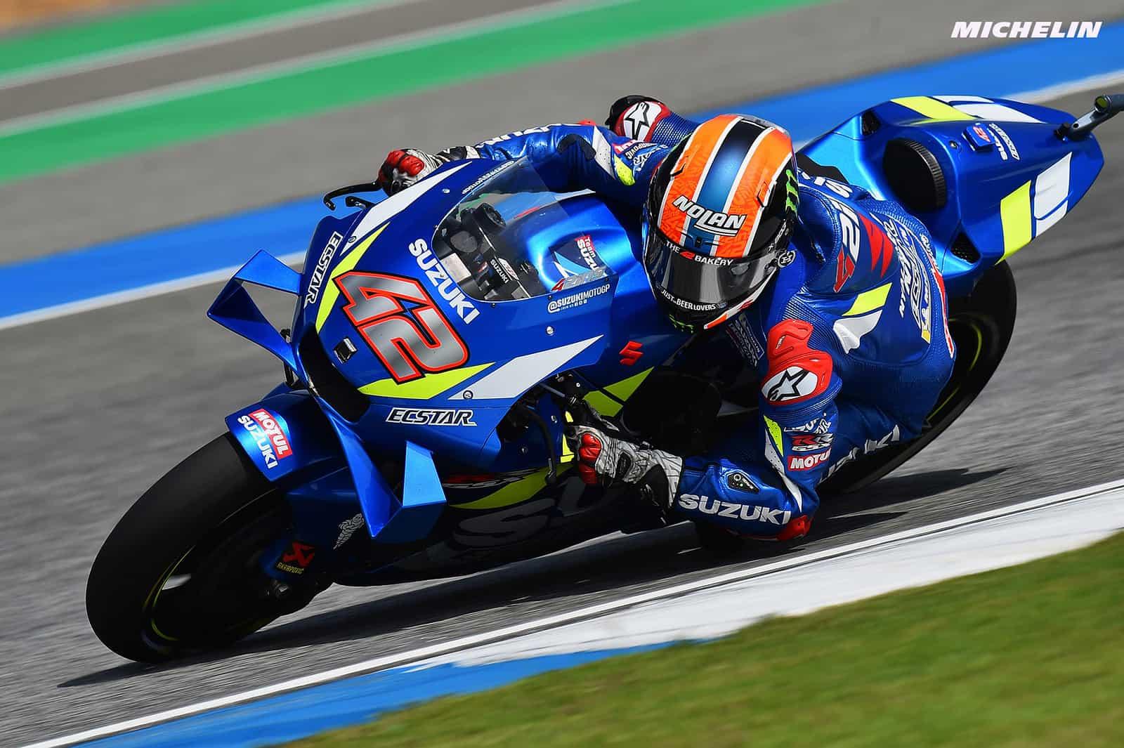 MotoGP2019タイGP 予選10位リンス「オーバーテイク出来るポイントは多数ある」