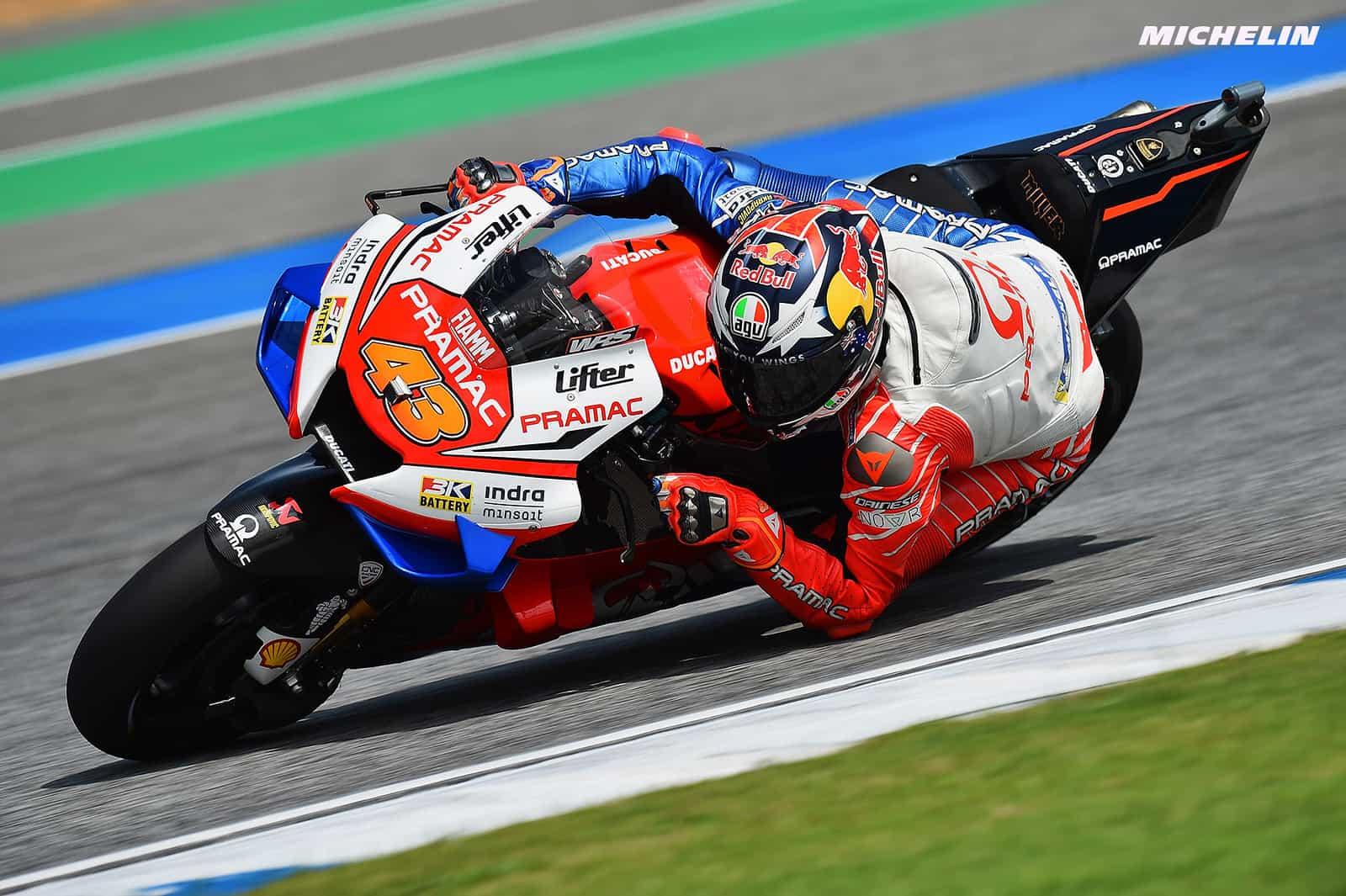 MotoGP2019タイGP 予選6位ミラー「FP4の内容からもレースに自信がある」