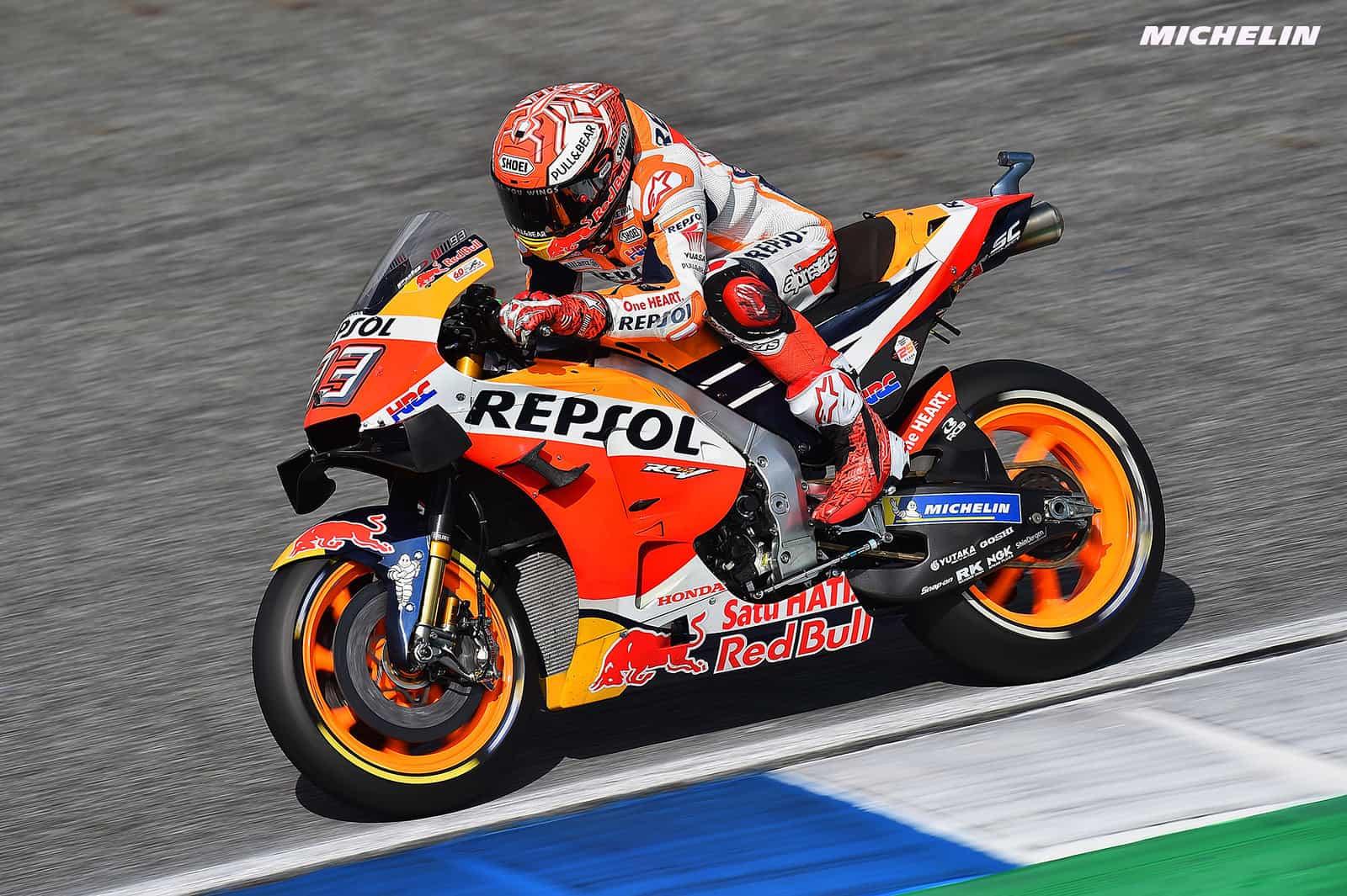MotoGP2019オーストラリアGP マルケス「ドゥーハンの記録に並べた事は特別」