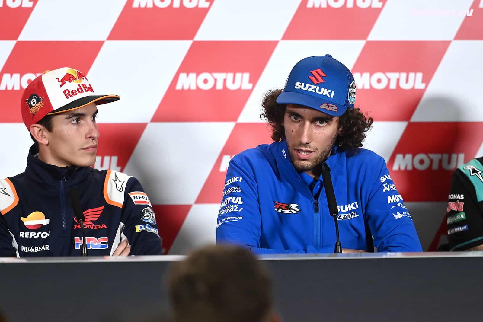 MotoGP2019日本GP リンス「スズキのホームでしっかり結果を出したい」