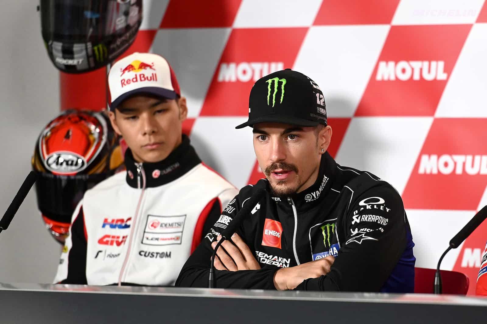 MotoGP2019日本GP ビニャーレス「信頼出来るチームがあることは大きい」