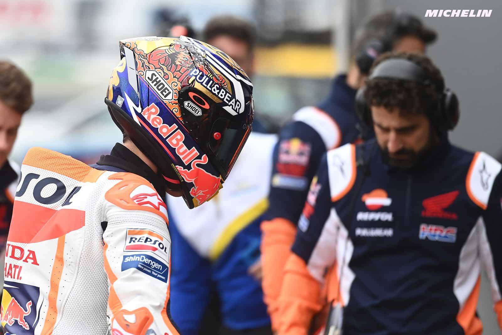 MotoGP2019オーストラリアGP マルケス「ヤマハ、スズキなど安定感が高いバイクがライバルとなる」