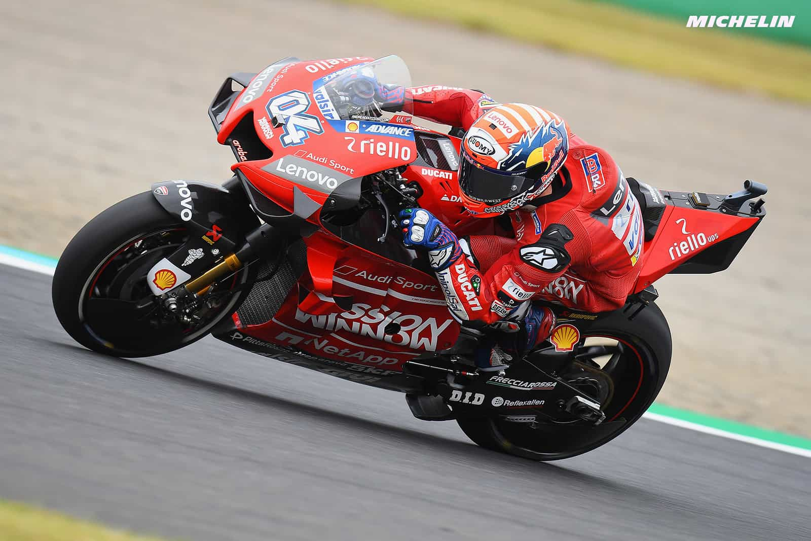 MotoGP2019オーストラリアGP ドヴィツィオーゾ「フィリップアイランドは相性が悪いトラック」