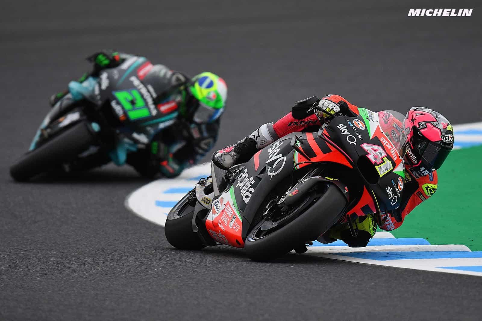アプリリアレーシングCEO マッシモ・リヴォラ「ライダーを完走させられない事が腹立たしい」