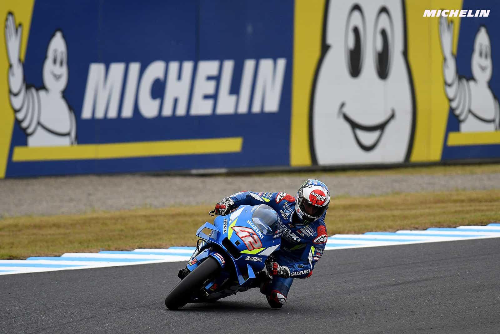 MotoGP2019オーストラリアGP リンス「スタートからコンディションに気を使う必要がある」