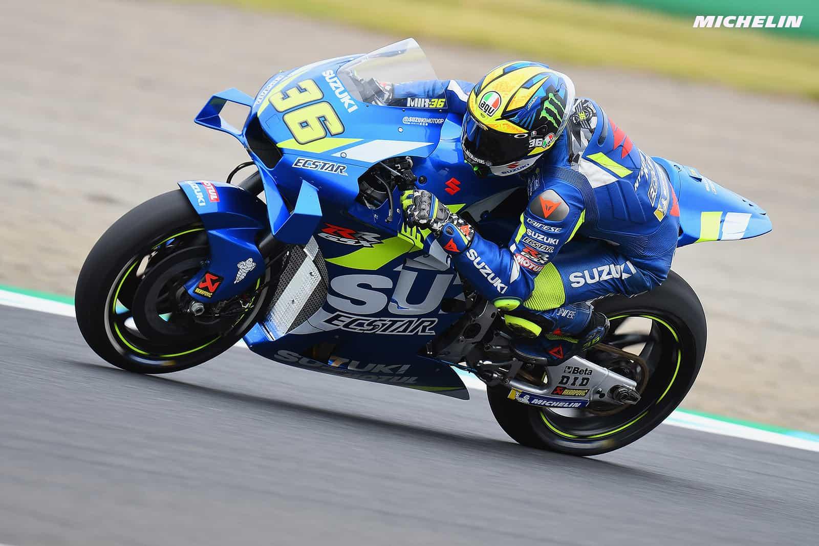 MotoGP2019日本GP FP2 9位ミル「ラップごとにタイムを改善出来た」