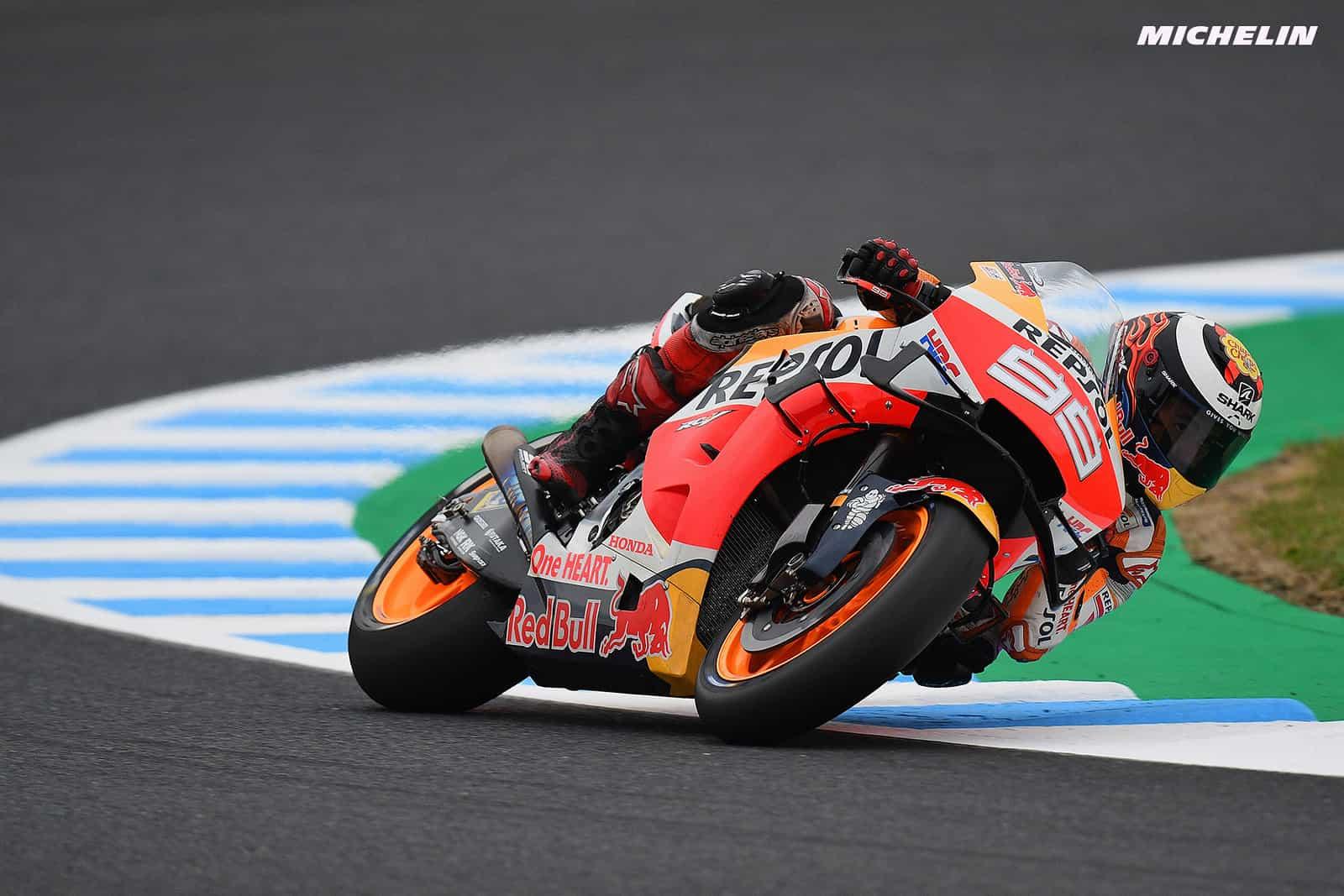 MotoGP2019オーストラリアGP ロレンソ「日本で見つけた内容がプラスになるか確かめたい」
