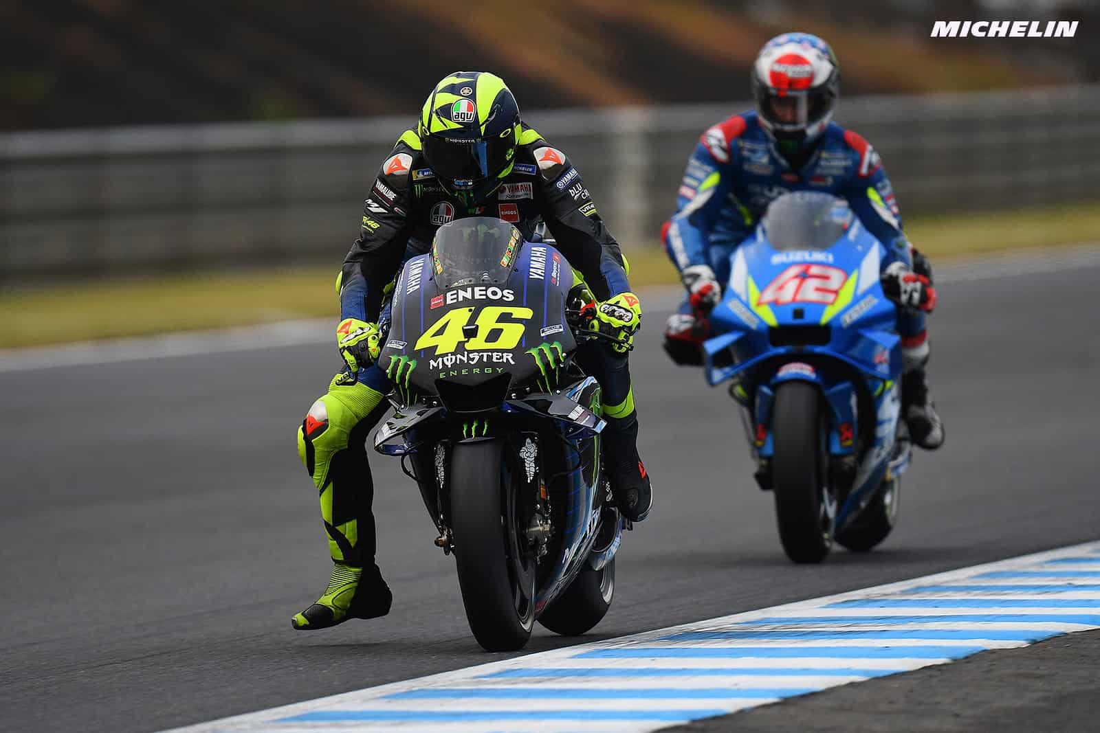 MotoGP2019オーストラリアGP ロッシ「過去数戦でスピードを発揮出来ていない」