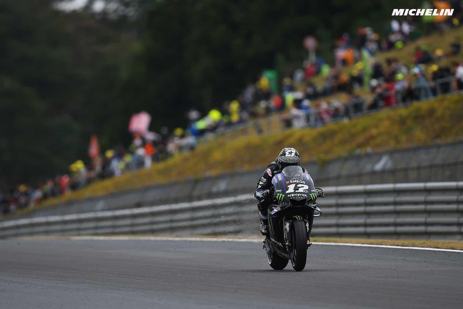 MotoGP2019日本GP 予選4位ビニャーレス「フロントで優勝を狙っていく」