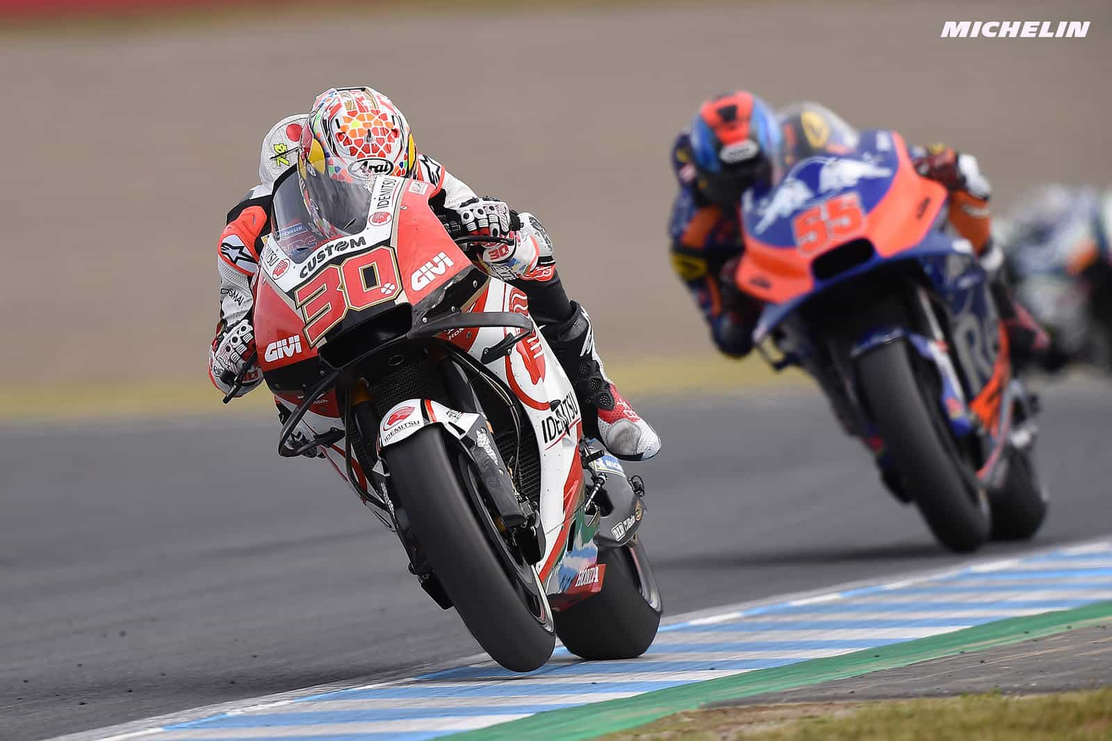 MotoGP2019日本GP 16位中上「セパンテストを最高のコンディションで迎えたい」