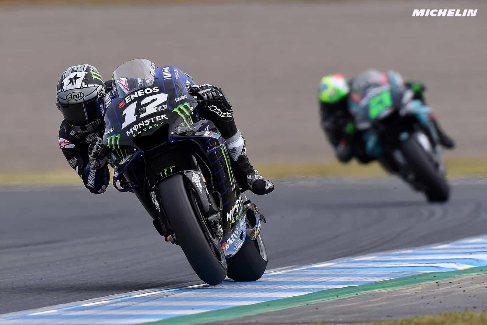 MotoGP2019日本GP 4位ビニャーレス「フロントロースタートなら優勝争いが出来たかも」