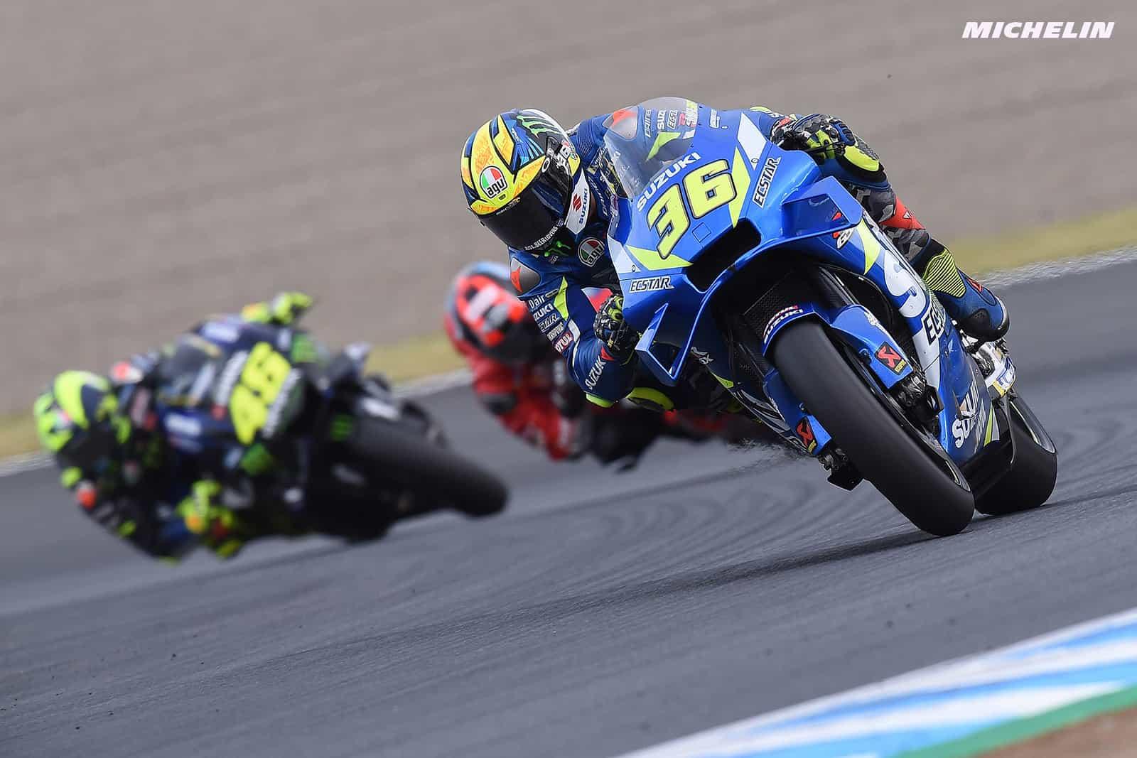 MotoGP2019日本GP 8位ミル「ペトルッチを抜くのに苦戦してしまった」