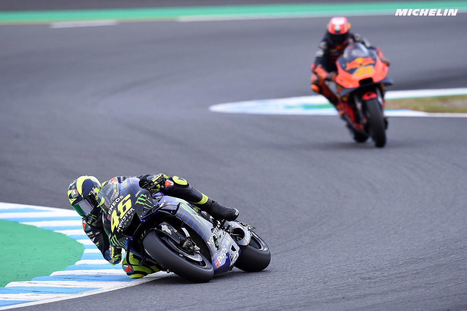 MotoGP2019日本GP バレンティーノ・ロッシ「ターン1でミスをしてしまった」