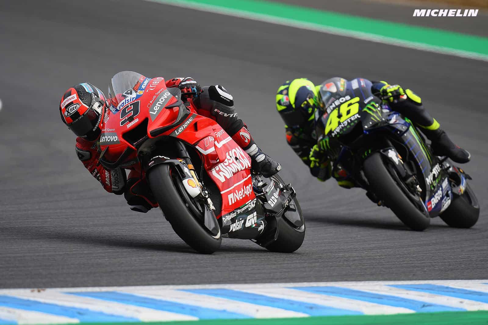 MotoGP2019日本GP 9位ペトルッチ「トップグループで戦うには不足している部分がある」