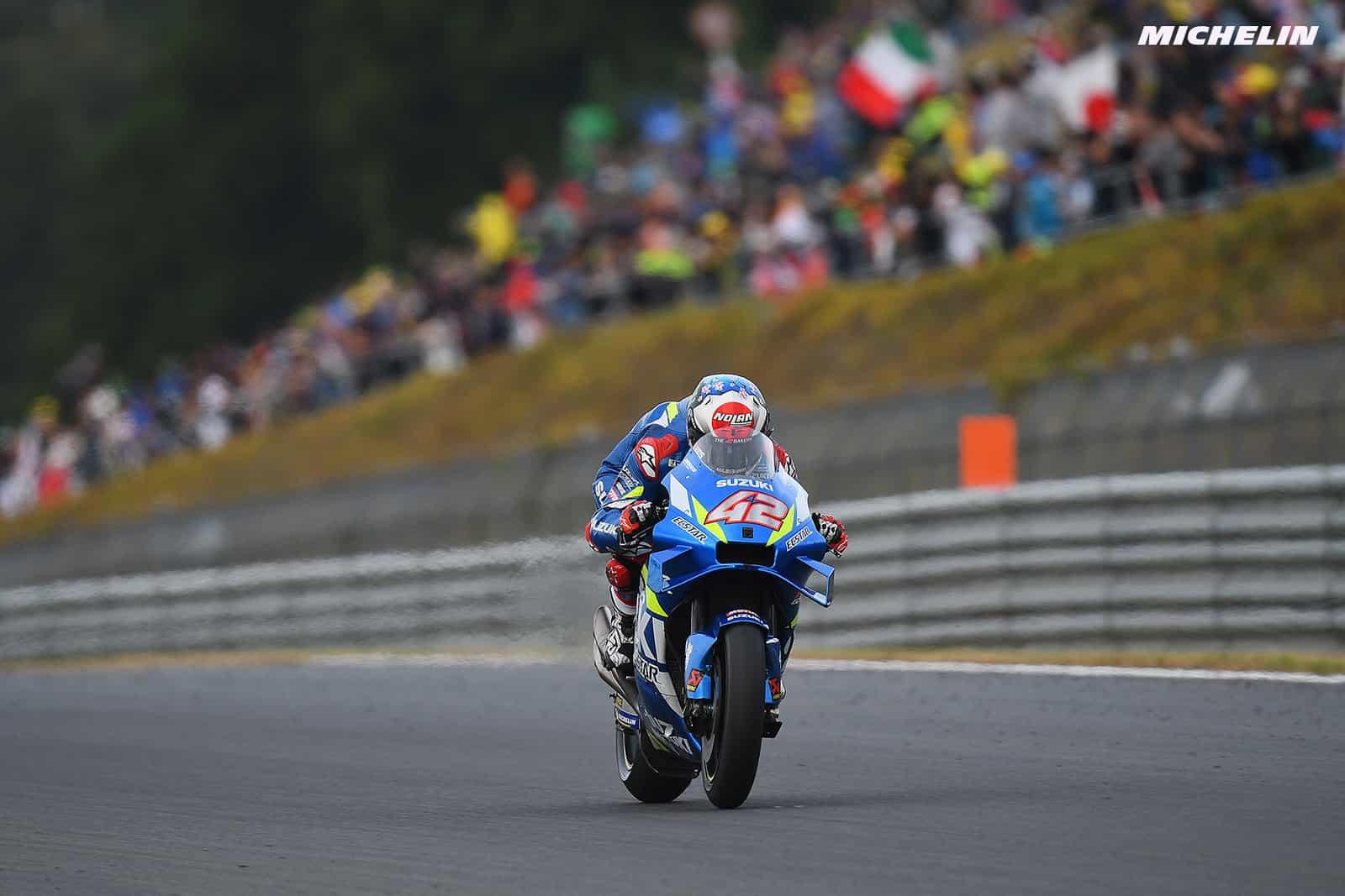 MotoGP2019日本GP 7位リンス「トップ5を狙えるポテンシャルはあった」