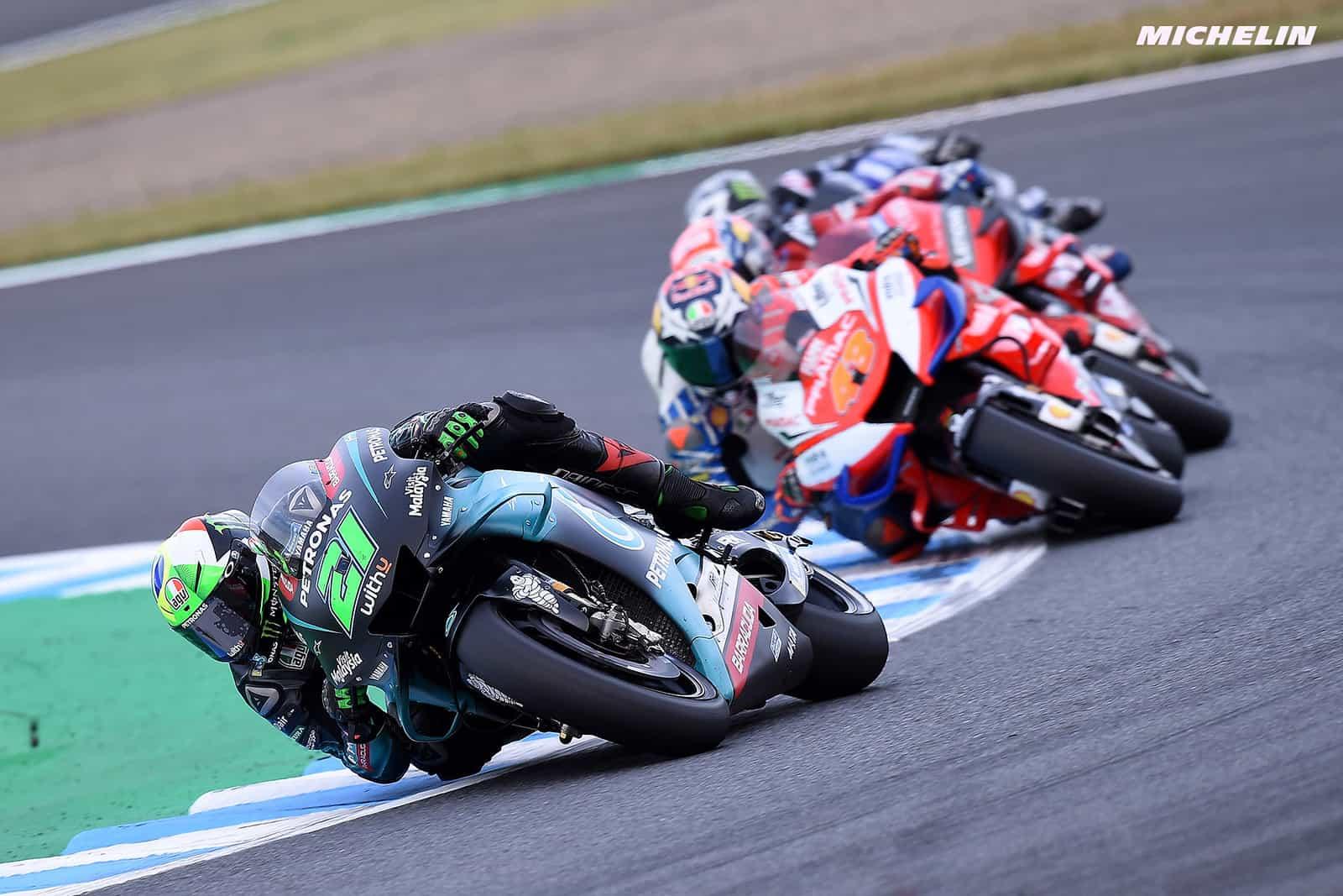 MotoGP2019日本GP 6位モルビデッリ「良い流れをオーストラリアに持っていきたい」