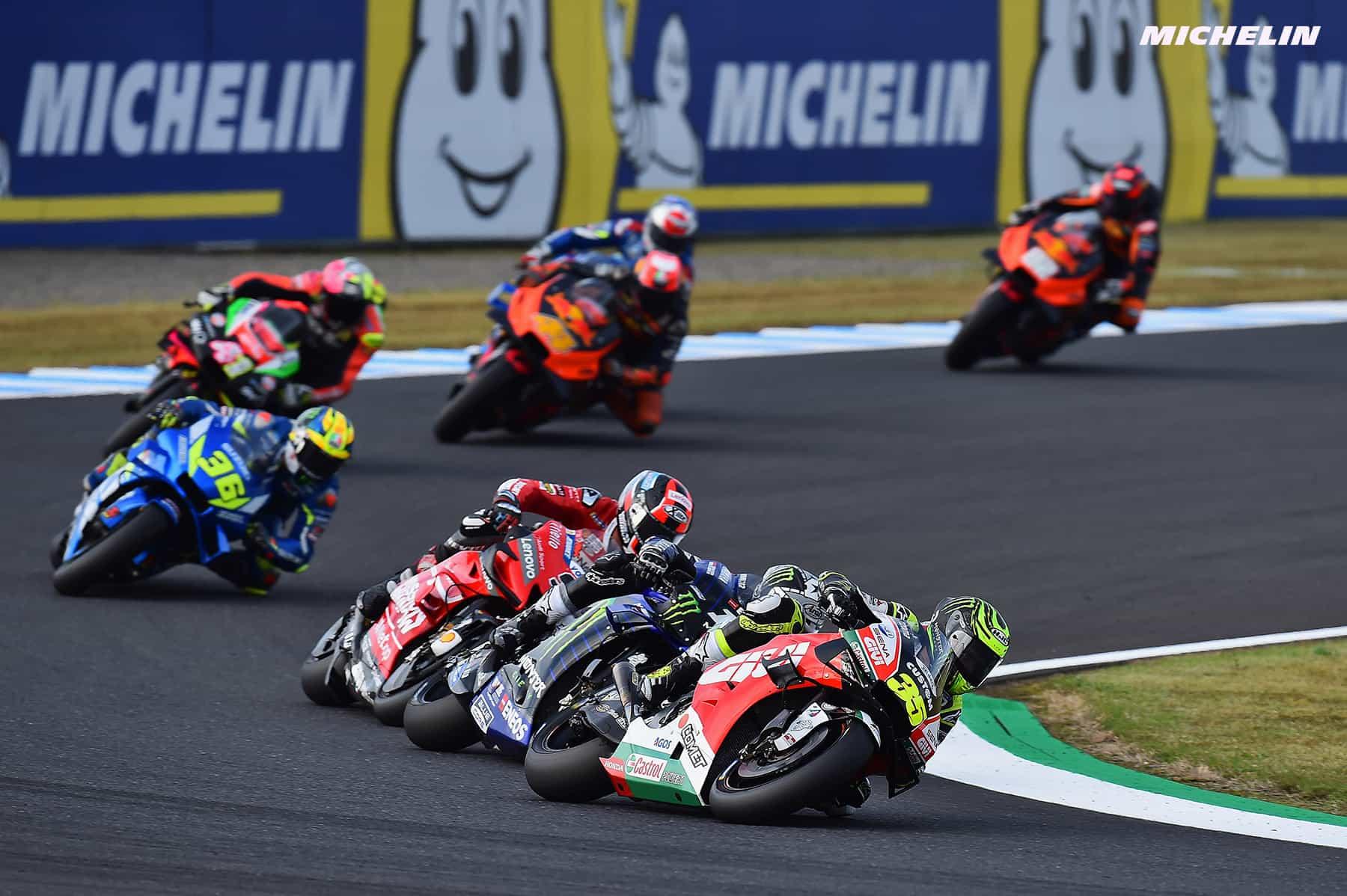 MotoGP2019日本GP 5位クラッチロー「チーム、自分にとって満足いく結果だった」