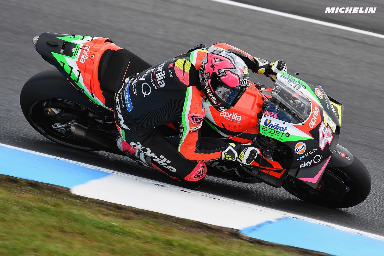 MotoGP2019オーストラリアGP 10位アレイシ・エスパルガロ「まるでMoto3のようなレースだった」