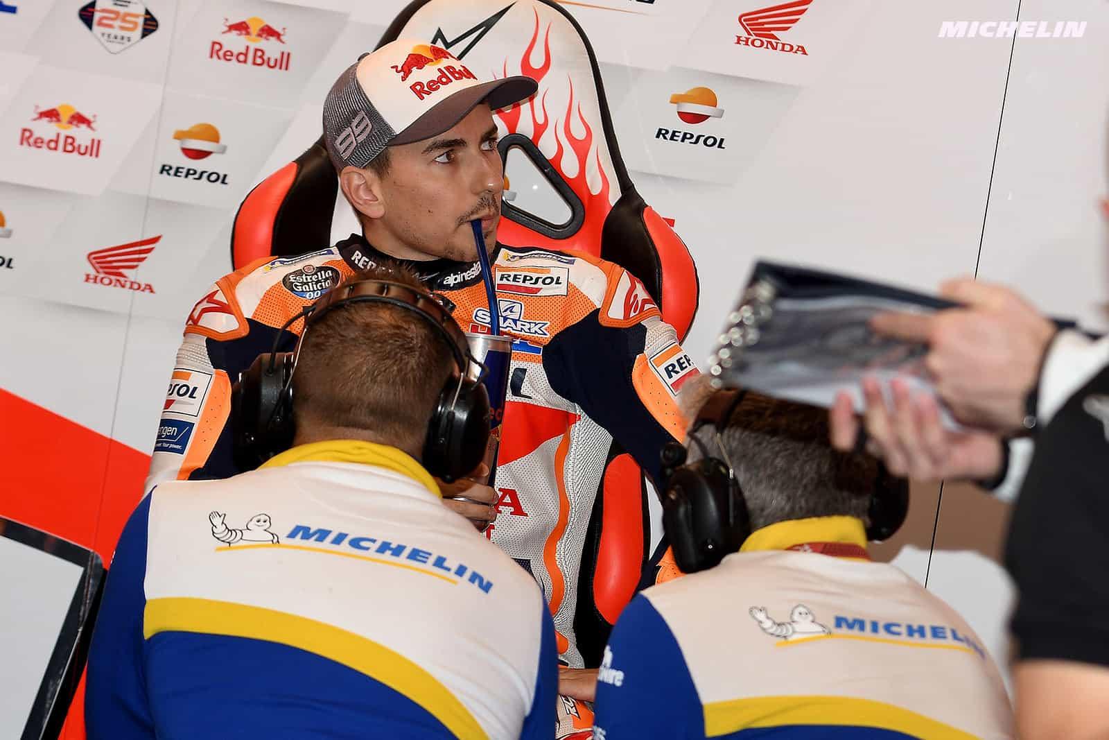 MotoGP2019オーストラリアGP ロレンソ「フィジカル面、スピード、自信など全ての面で苦戦」