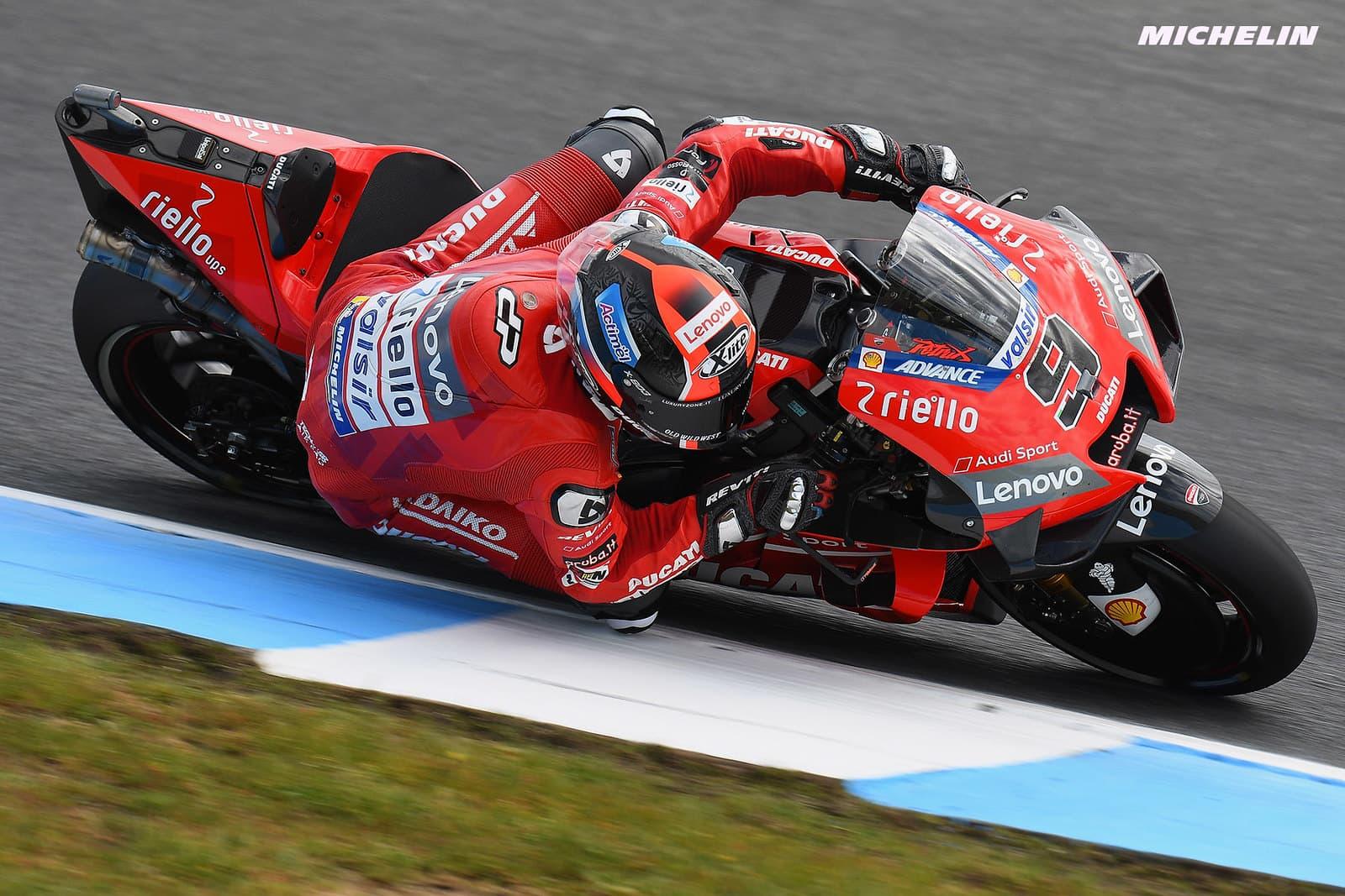 MotoGP2019オーストラリアGP ペトルッチ「今朝までとても良い感触だった」