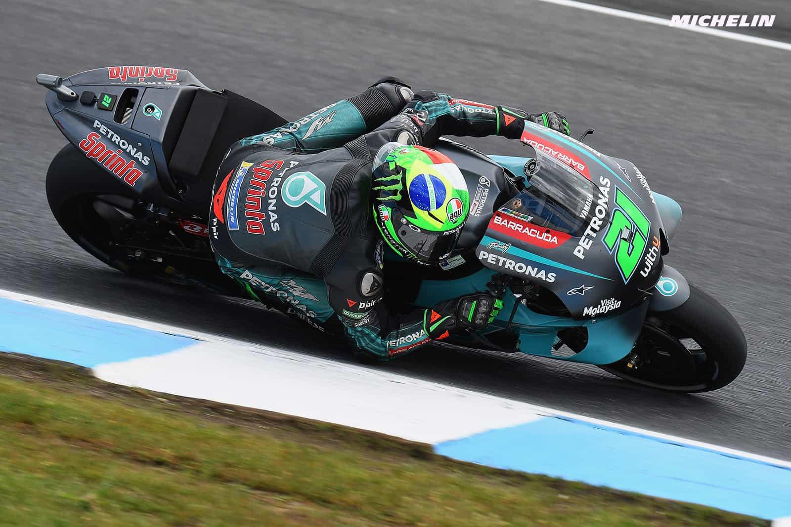 MotoGP2019マレーシアGP モルビデッリ「チームのホームGPで結果を期待したい」