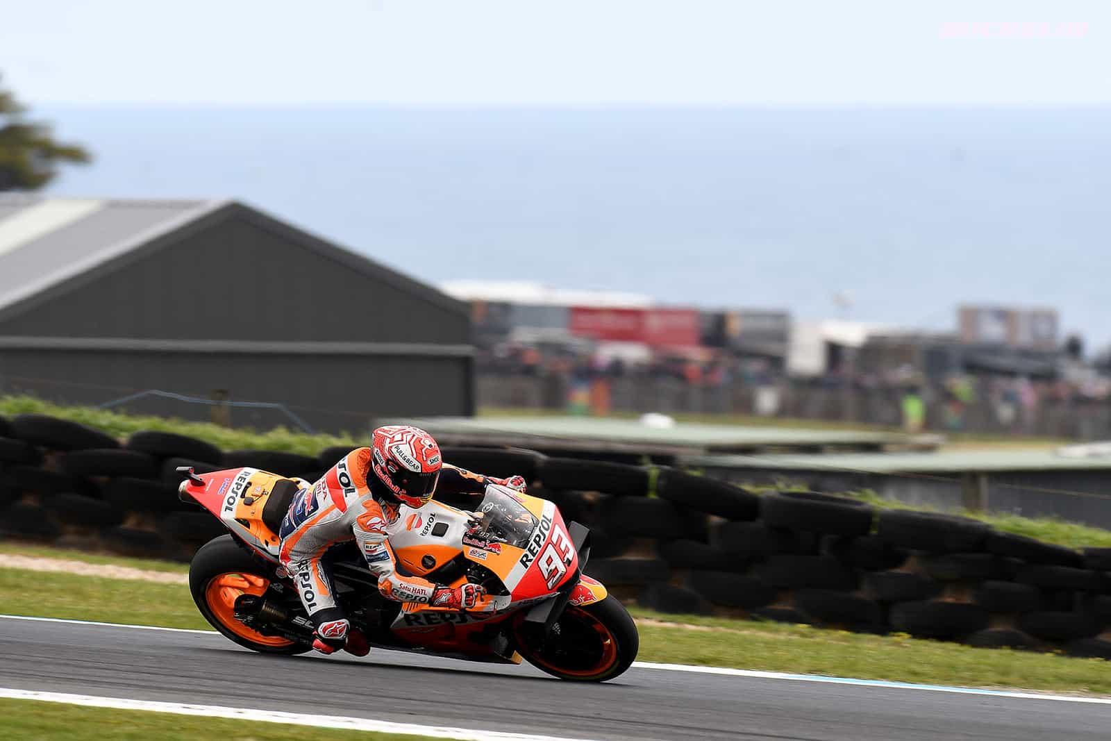 MotoGP2019マレーシアGP マルケス「ヤマハ、Ducatiが速いだろうが優勝を狙う」