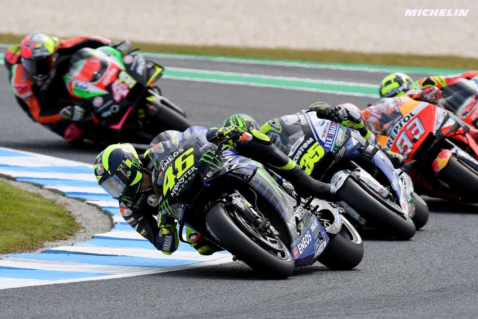 MotoGP2019マレーシアGP ロッシ「セパンはフィジカル面でタフだが、再びベストを尽くす」