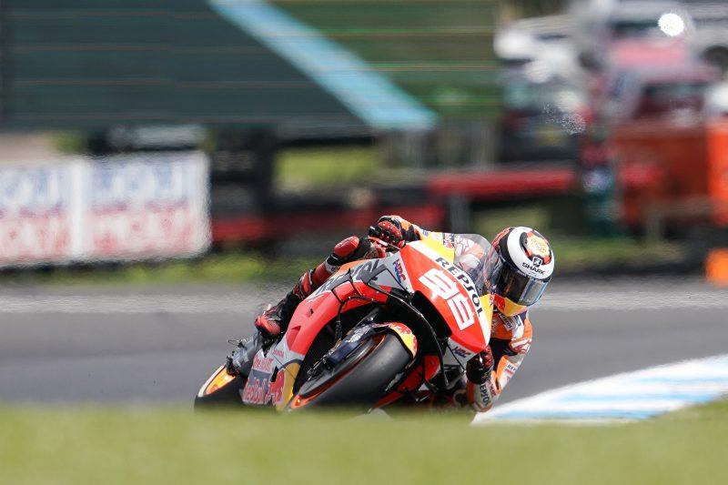 MotoGP2019オーストラリアGP ロレンソ「FP3から危険だと思っていた」