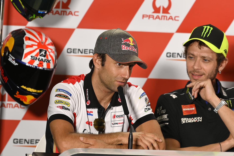 ヨハン・ザルコ 2020年はAvintia DucatiからMotoGPに参戦