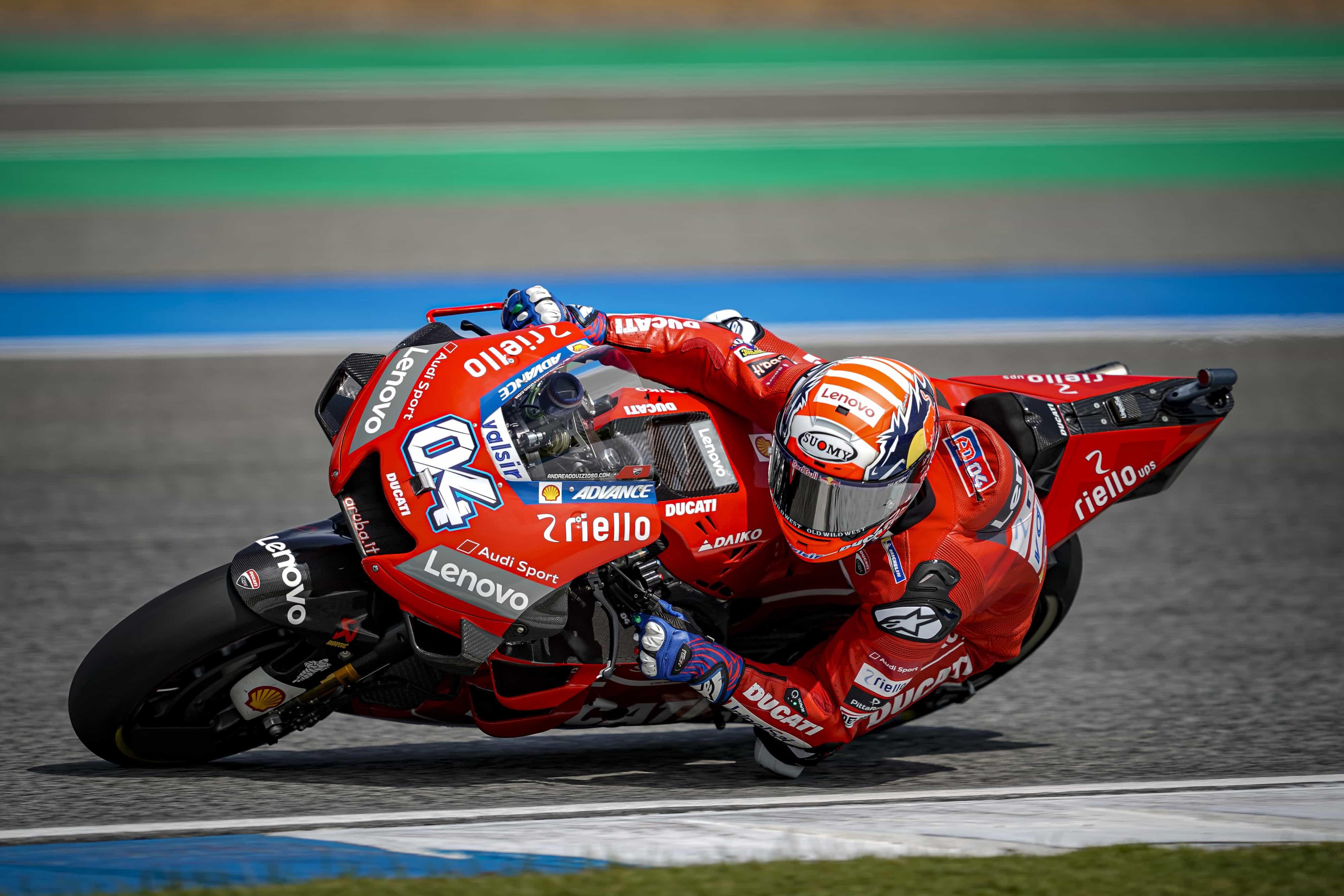 MotoGP2019タイGP 予選7位ドヴィツィオーゾ「良いスタートが出来れば結果を出せる」