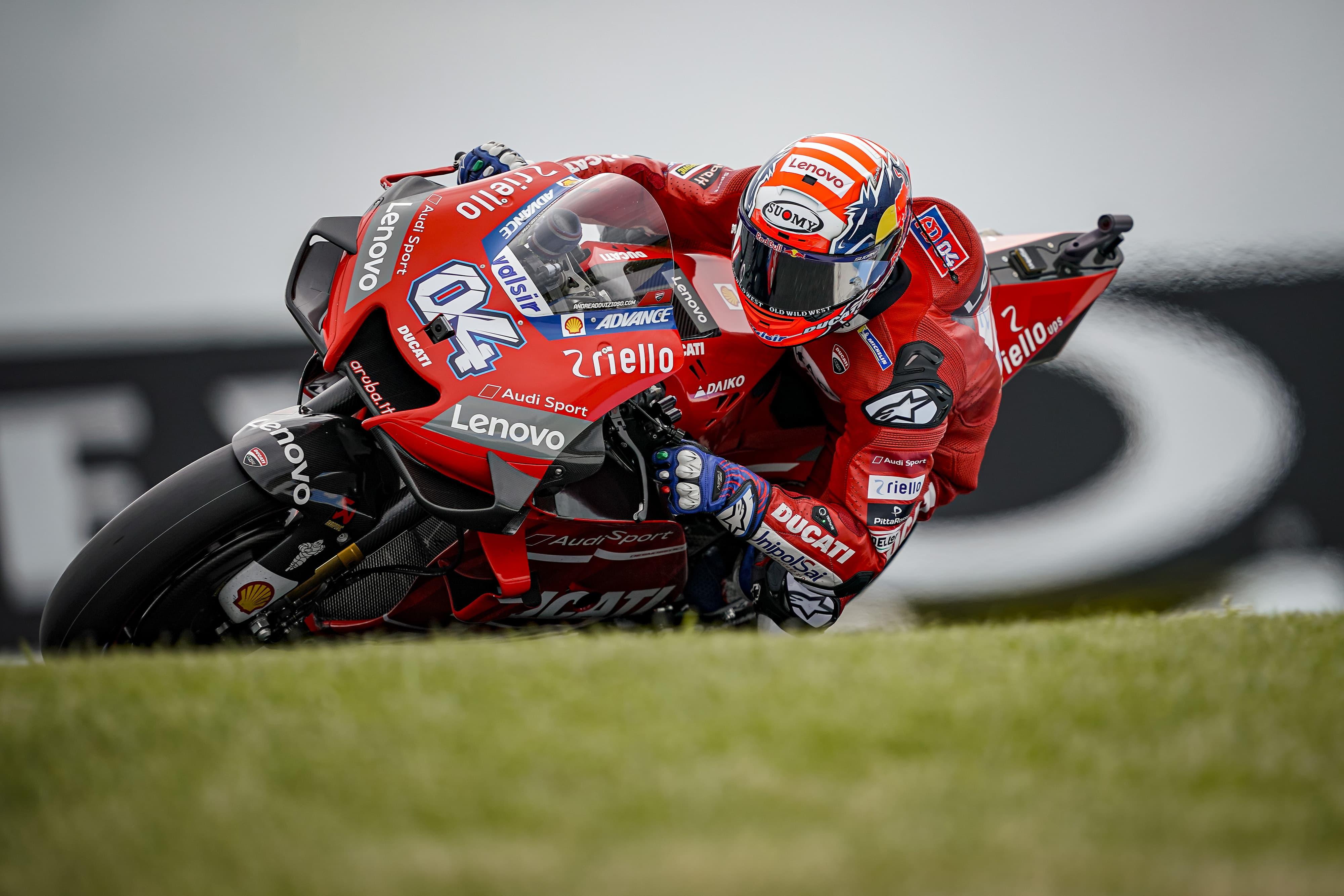 MotoGP2019オーストラリアGP 7位ドヴィツィオーゾ「3位表彰台のチャンスがあったのに残念」